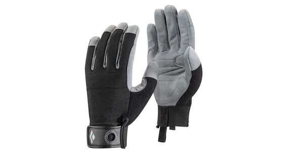 Black Diamond Crag - Gants - noir